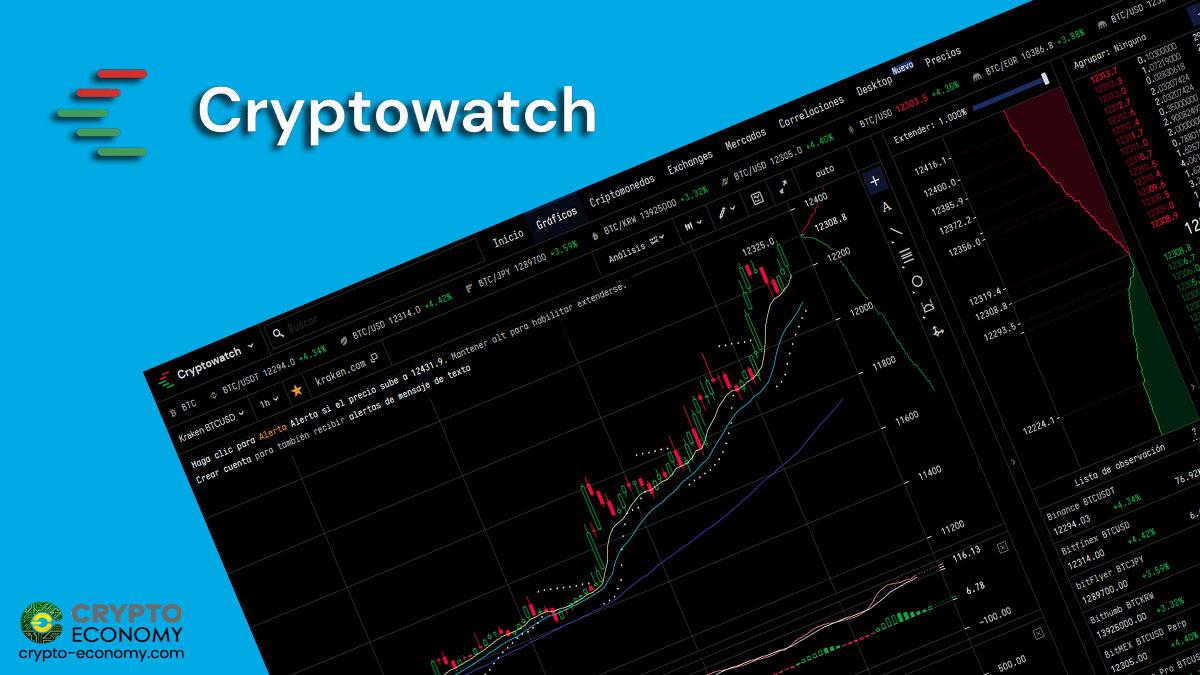 cryptawatch krake btceiur
