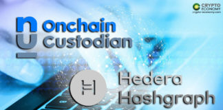 Hedera Hashgraph Partners With Onchain Custodian to Improve HBAR's Security