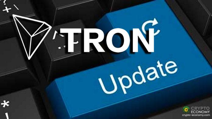 TRON Foundation Announced TRON Century Mining