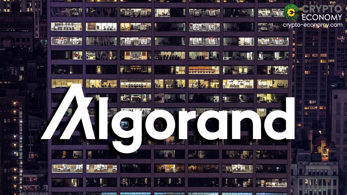 <bold>Algorand</bold> Launches <bold>Algorand</bold> Partner Program (APP) to Empower Companies Using <bold>Algorand</bold> Blockchain