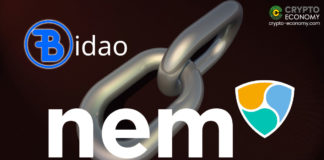 NEM Partnership with Bidao Allows XEM to Become a Collateral Asset