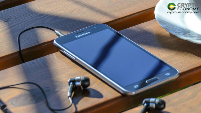 Samsung is Developing a File Transfer App Using Blockchain
