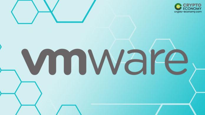 Software Giant VMWare Launched an Enterprise Blockchain Platform