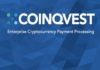 COINQVEST Bring Enterprise Cryptocurrency Payment Processing to Brazil in Partnership With nTokens