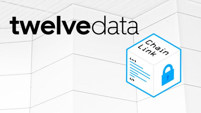 Twelve Data to Run Chainlink Oracle Node to Provide Premium Financial Data to Blockchains