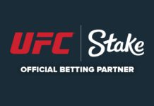 UFC® NAMES STAKE.COM FIRST-EVER OFFICIAL BETTING PARTNER IN LATIN AMERICA AND ASIA