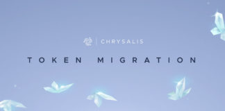 The Chrysalis Token Migration Officially Started on IOTA