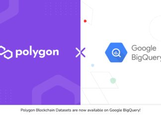 Polygon's [MATIC] Blockchain Datasets Listed On Google Cloud Marketplace