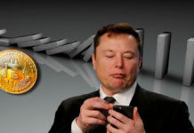Bitcoin Dives Below $45K After Elon Musk Hints a Bitcoin Dump