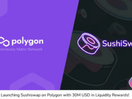 SushiSwap is Now live on Polygon