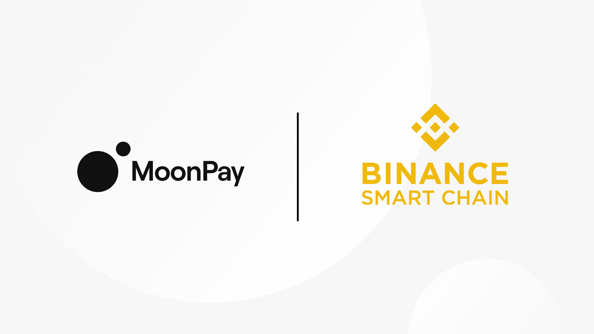 MoonPay Now Supports BSC Assets Globally