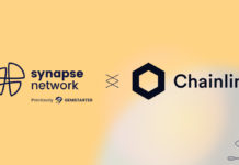 Synapse Network to Integrate Chainlink's VRF, Price Feeds, and Keepers