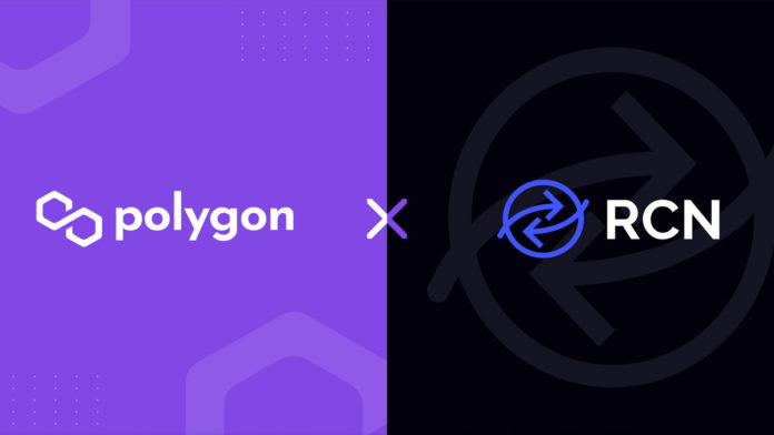 RCN Network Brings the Credit Marketplace to Polygon Blockchain