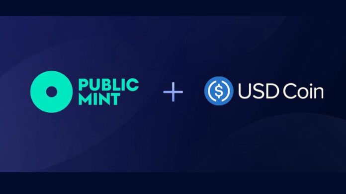 Public Mint Users Can Now Connect with Ethereum's DeFi and CeFi Ecosystem