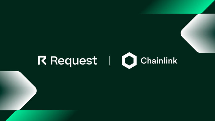 Request Network Partners with Chainlink to Improve Fiat Invoice Payments