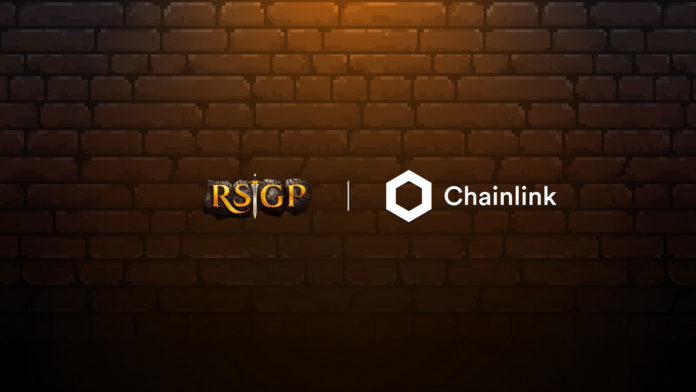 RSGP.finance to Integrate Chainlink VRF in Its Blockchain-Based Game