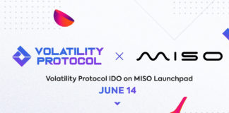 Volatility Protocol to Offer Governance Token in MISO Launchpad on SushiSwap