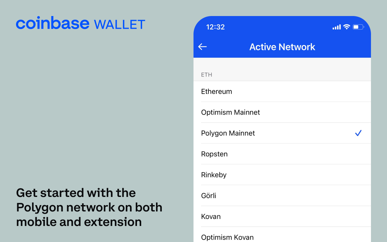 coinbase networks