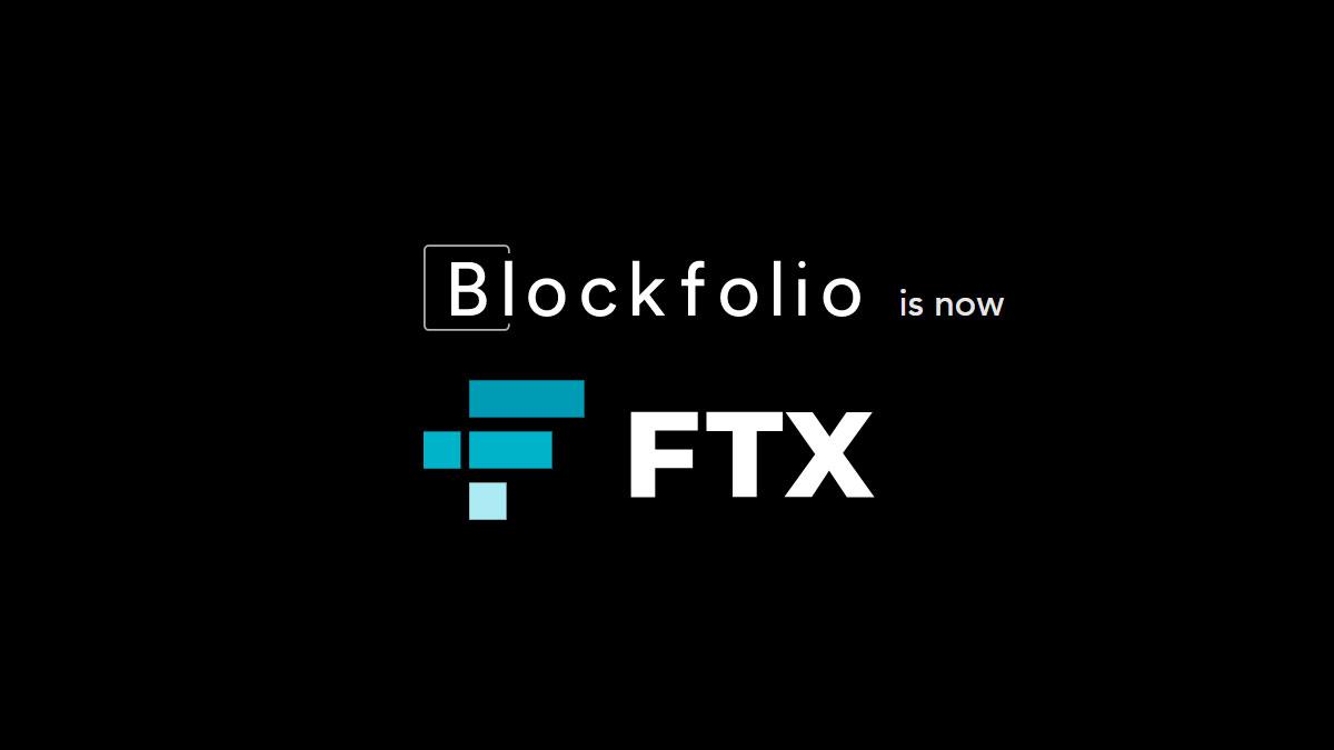 Blockfolio Officially Rebrands To FTX - Crypto Economy