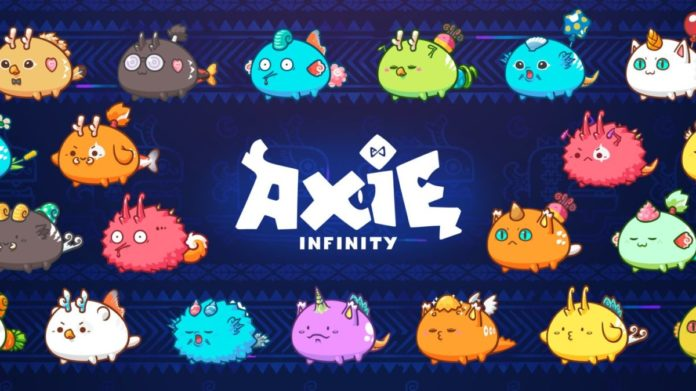 What is Axie Infinity and why are AXS and SLP on an absolute tear?