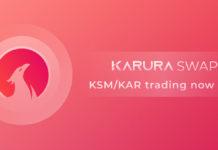 Trading on Karura Swap Goes Live with KSM/KAR