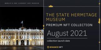Binance NFT Marketplace Plans to Tokenize Da Vinci and Van Gogh Paintings