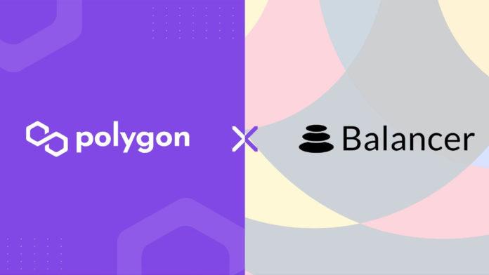 Balancer Asset Management Platform Goes Live on Polygon Blockchain