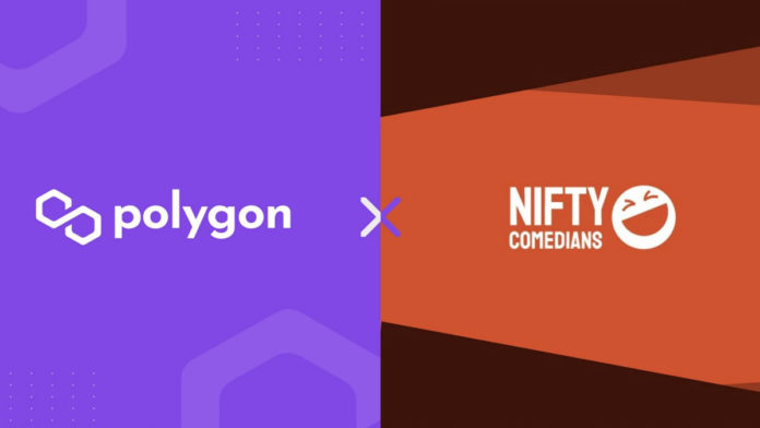 Nifty Comedians NFT Platform to Launch on Polygon!