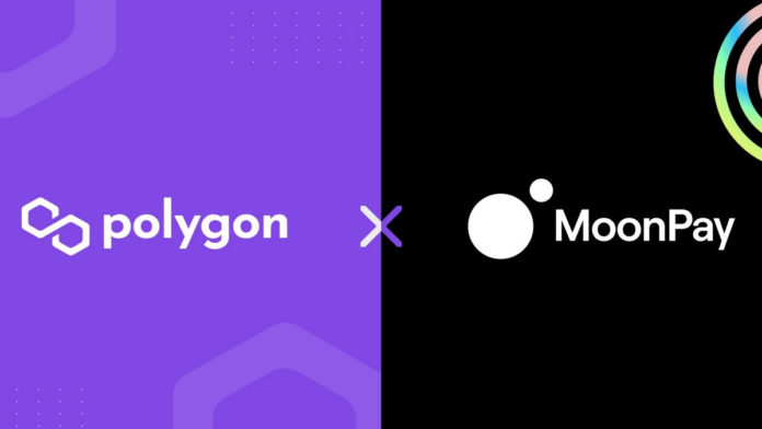 MoonPay Launches the Payment Infrastructure on Polygon