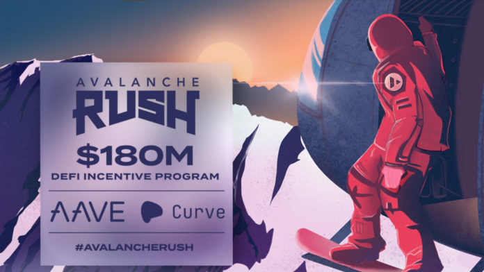 Avalanche Foundation to Launch a $180M DeFi Incentive Program