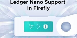 IOTA Foundation Announced Ledger Nano Support in Firefly