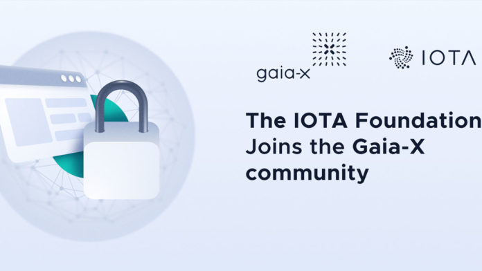IOTA Foundation is Now a Member of the Gaia-X Community