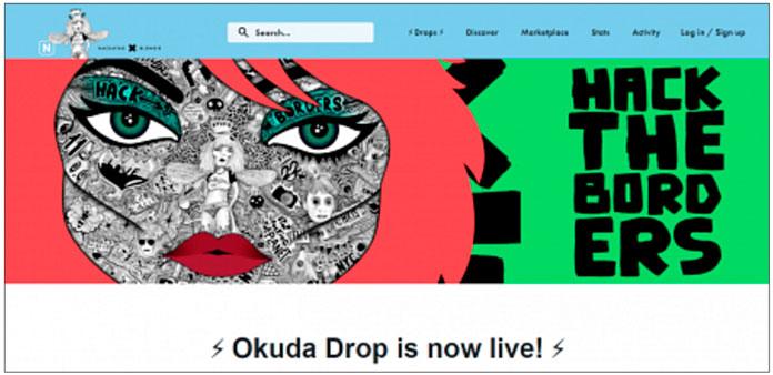 okuda drop