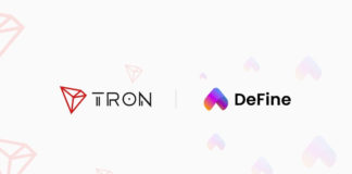 DeFine Partners with Tron to Build NFT Ecosystem Tron Network