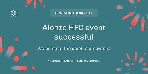 "Cardano [ADA] Alonzo upgrade: ""It's only the beginning"""