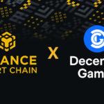 Decentral Games Receives Fund from Binance Smart Chain
