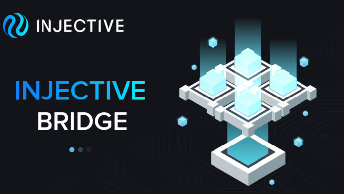 Injective Bridge is now live; What does this mean for DeFi users