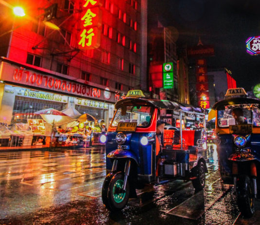 Making sense of Thailand's very own utility token