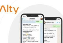 Social Messaging Wallet Alty Migrates from Ethereum to Algorand